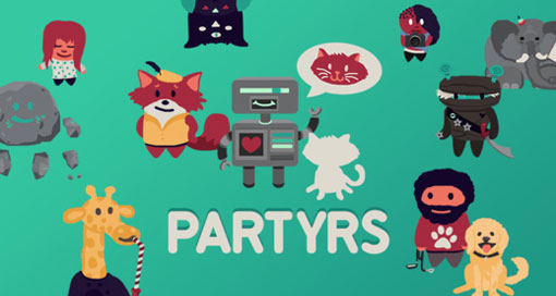 "Party-Puzzle ""Partyrs"" kostenlos laden"