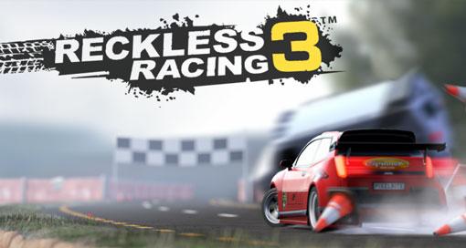 """Reckless Racing 3"" kostet aktuell nur 0,89€"