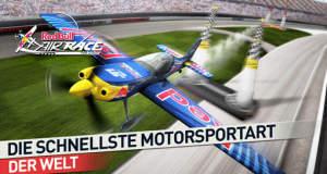 """Rasant durch die Lüfte: """"Red Bull Air Race The Game"""" ist im AppStore gelandet"""