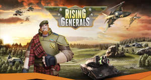 "InnoGames zeigt MMO ""Rising Generals"" im Gameplay-Video"