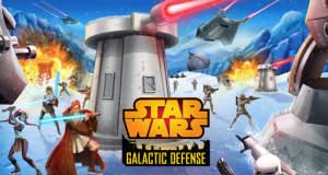 "DeNA kündigt neues Tower-Defense-Spiel ""Star Wars: Galactic Defense"" an"