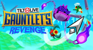 "One Man Lefts Spin-Off ""Tilt to Live: Gauntlet's Revenge"" erscheint im Oktober & ein paar Screenshots"