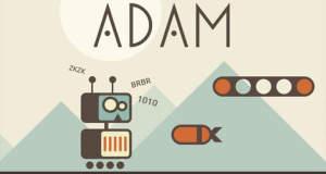 """Kostenloses Highscore-Spiel """"ADAM"""": nur nicht den Kopf hängen lassen…"""