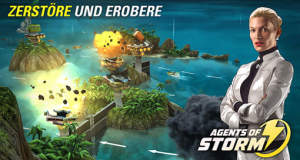 "Remedy Entertainments ""Agents of Storm"" sind in den AppStore gestürmt"