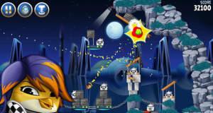 """""""Angry Birds Star Wars II"""" mal wieder mit neuen Leveln"""