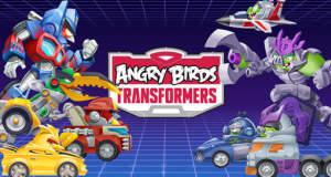 Angry Birds Transformers: Autovögel und Deceptischweine