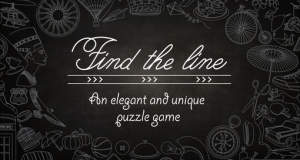 """Chillingos kostenloses Puzzle """"Find The Line"""": Motiv-Suche auf ganzer Linie"""