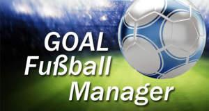 """Nächstes Update für den """"GOAL Fußball Manager"""" mit diversen Verbesserungen"""