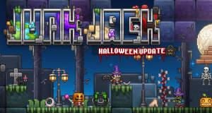 "Süßes oder Saures: ""Junk Jack X"" mit großem Halloween-Update"
