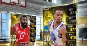 """2K hat """"My NBA 2K15"""" im AppStore veröffentlicht – ein Sammelkartenspiel"""