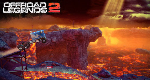 Offroad Legends 2 iPhone iPad Preview