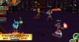 "MMORPG ""Order & Chaos Online"" jetzt mit Twitch-Streaming & neuem Content"