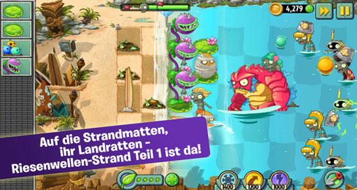 plants-vs-zombies-2-riesenwellen-strand-update