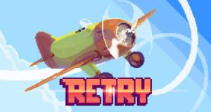 """Rovio veröffentlicht """"RETRY"""": hier ist der Name Programm…"""