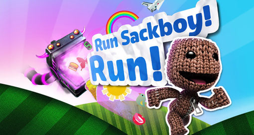 Run, Sackboy, Run! iPhone iPad Preview
