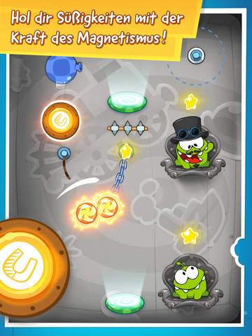 Cut the Rope: Time Travel iPhone iPad Update