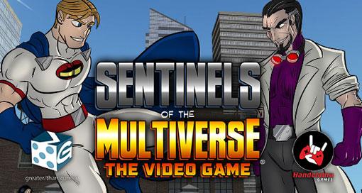 """Card-Battler """"Sentinels of the Multiverse"""" reduziert und aktualisiert"""