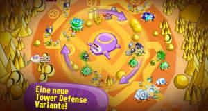 Sleep Attack TD: in diesem Spiel dreht sich alles um Tower-Defense