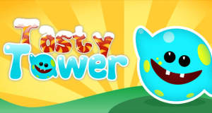 """""""Tasty Tower: Squishy's Revenge"""" von Noodlecake Games: Vertikal-Plattformer mit Süßigkeiten"""