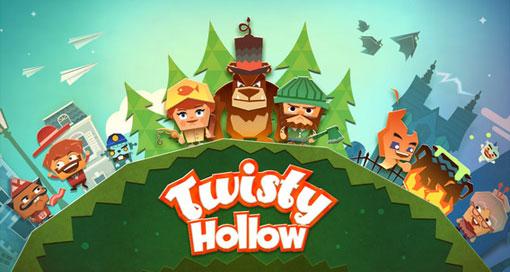 """Download-Empfehlung """"Twisty Hollow"""" erstmals komplett kostenlos laden"""