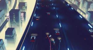 """Kostenloser, actiongeladener & futuristischer Endless-Racer """"Vektor 1.0"""" neu im AppStore"""