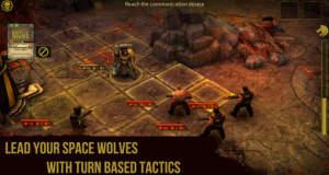 """""""Warhammer 40,000: Space Wolf"""" jetzt im AppStore erhältlich"""