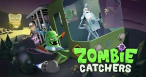"""Action-Plattformer """"Zombie Catchers"""": Aliens haben einen komischen Geschmack…"""