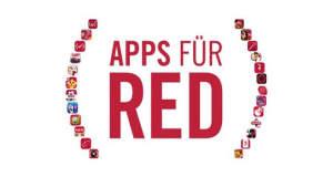 Apps für (RED): spielen und spenden