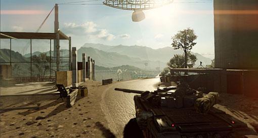 """Wow! """"Battlefield 4"""" auf iOS"""