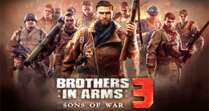 "Erstes Update für Gamelofts Shooter ""Brothers in Arms 3: Sons of War"""
