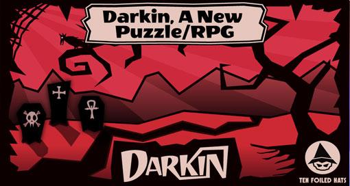 """Gelungenes Puzzle-RPG """"Darkin"""" erstmals reduziert"""