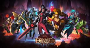 Dynasty of Dungeons: rundenbasiertes Strategie-RPG mit simpler Steuerung