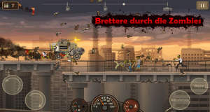Earn to Die 2: mit Vollgas durch Zombies brettern