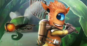 """""""Flyhunter Origins"""" ist ein wunderschönes Plattform-Adventure mit kleinen Schwächen"""