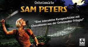 "Point-and-Click-Adventure ""Secret Files Sam Peters"": Geheimakte Tunguskas kleine Schwester"