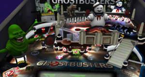Ghostbusters Pinball: flippernd Geister jagen