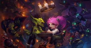 """Blizzard kündigt """"Hearthstone""""-Erweiterung """"Goblins vs. Gnomes"""" an"""