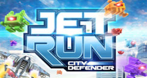 """Jet Run: City Defender"" neu im AppStore: Endless-Runner im Minecraft-Look"