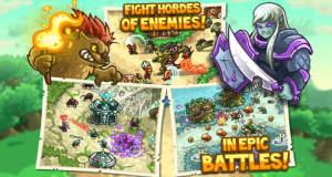 "Heute erschienen: ""Kingdom Rush Origins"", ""Offroad Legends 2"", ""Wars and Battles"", ""Earn to Die 2"" uvm."
