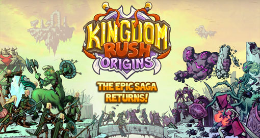 """""""Kingdom Rush Origins"""" für iPad erstmals reduziert, für iPhone ebenfalls günstiger"""