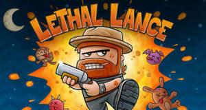 """Klassischer Plattformer """"Lethal Lance"""" von Bulkypix zum halben Preis laden"""