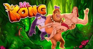 """Neuer Endless-Runner """"Ms. Kong"""" von Headup Games: als Gorilla-Dame durch den Dschungel schwingen"""
