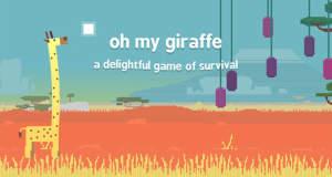 Oh my Giraffe: neues Highscore-Spiel macht einen langen Hals