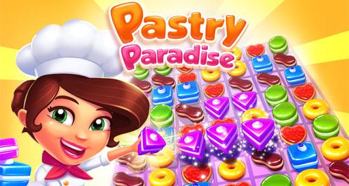 """Gameloft veröffentlicht neues Match-3-Puzzle """"Pastry Paradise"""""""