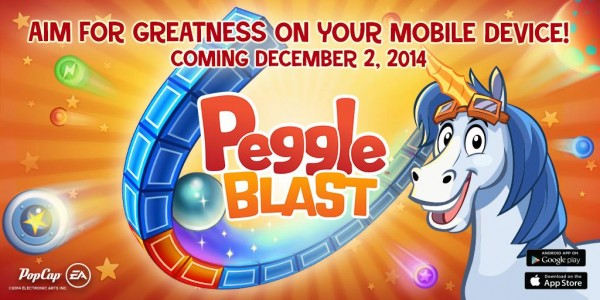 Peggle Blast iPhone iPad