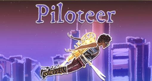 """""""Pivvot""""-Entwickler Whitaker Trebella kündigt neues Spiel """"Piloteer"""""""