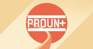 """Zum Geburtstag des Entwicklers: Rennspiel """"Proun+"""" erstmals kostenlos"""