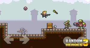 "Action-Platformer ""Random Heroes 3"" erstmals kostenlos laden"
