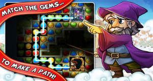 """""""Rescue Quest"""" neu von Chillingo: Match-3-Abenteuer mit einem kleinen Zauberer"""