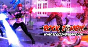 Rock Zombie: Hack'n'Slash mit drei Rock-Amazonen